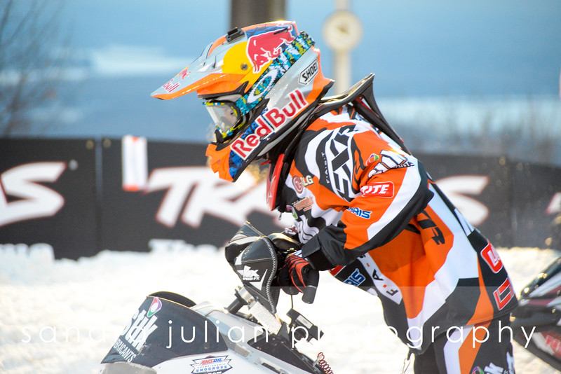 Team LaVallee Snocross Behind the Scenes