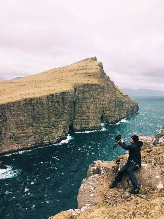 f8 Faroe Islands BTS