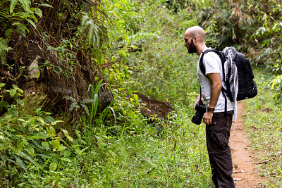 Photographer Aaron Northcott Searching for Snakes in Sri Lanka