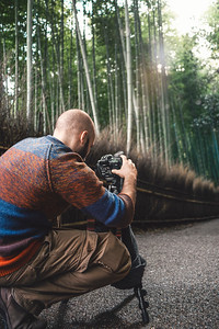 Aaron Northcott Capturing Imagery of Arashiyama Bamboo Forest
