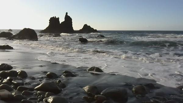 Benijo  Beach, Tenerife