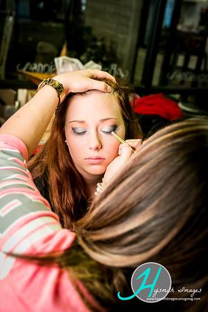 {Meet Your Make-Up Artist & Hair Stylist}