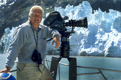 Cinematographer Wolfgang Bayer