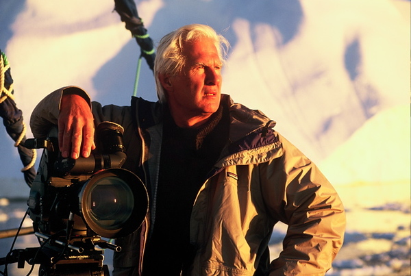 Filming 35mm in Greenland