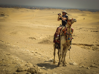 Best way to explore Egypt!