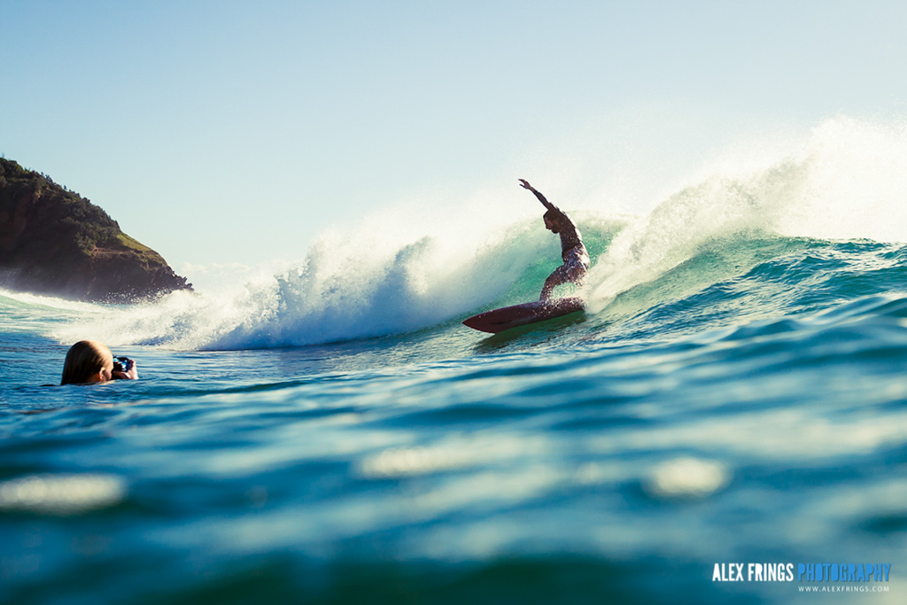 Byron Bay.  Photo by Alex Frings · www.alexfrings.com