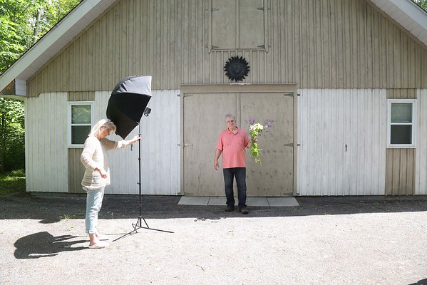 Former Rideau Hall chief horticultural specialist Ed Lawrence.