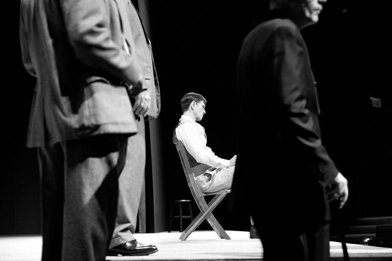 The Oregon Shakespeare Festival. 2011. To Kill a Mockingbird preshow. Photo: Jenny Graham.