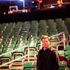 The Oregon Shakespeare Festival. 2011. Bowmer in the Park. Measure for Measure tech rehearsal. Photo: Jenny Graham.