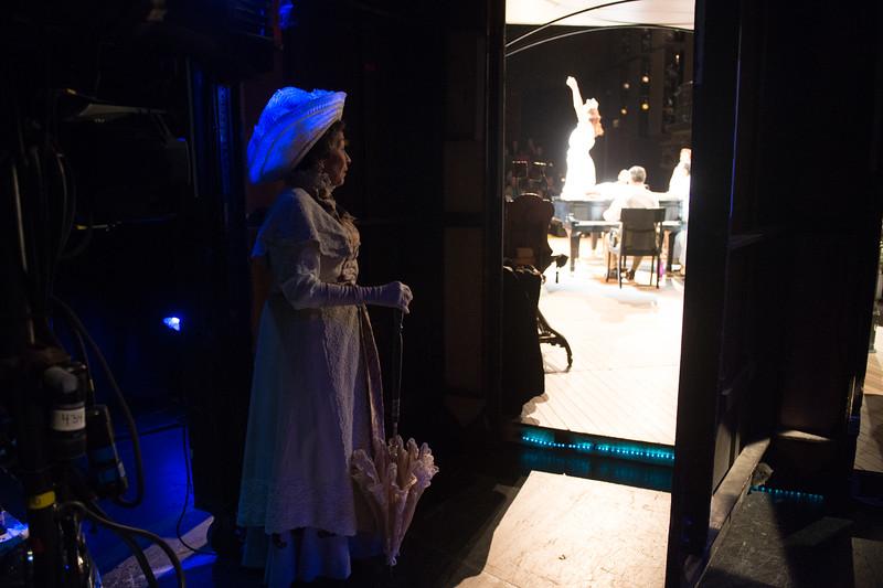 The Oregon Shakespeare Festival. 2013. Backstage of My Fair Lady.  Photo: Jenny Graham.