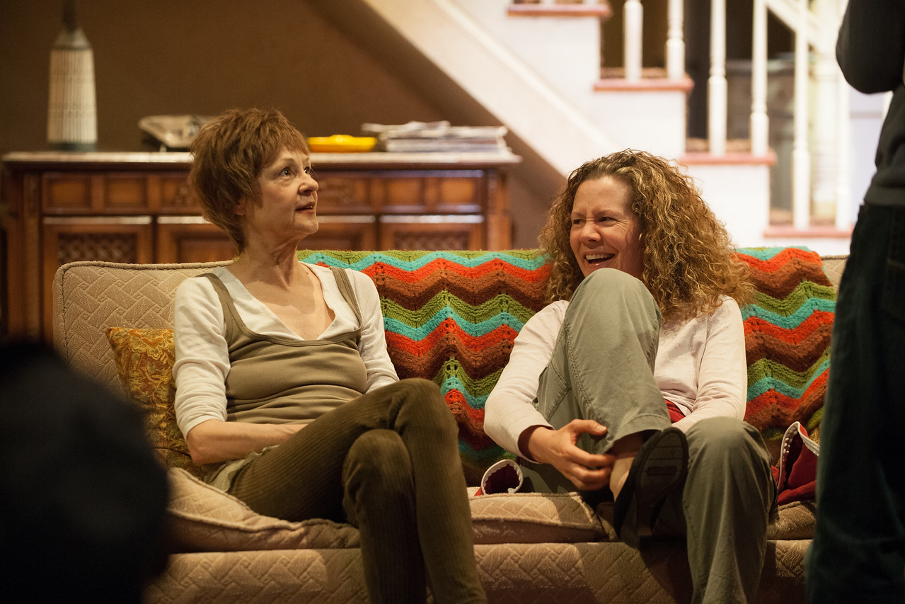 The Oregon Shakespeare Festival. 2011. August: Osage County by Tracy Letts. Directed by Christopher Liam Moore. Scenic Design: Neil Patel. Costume Design: Alex Jaeger. Lighting Design: James F. Ingalls. Photo: Jenny Graham.