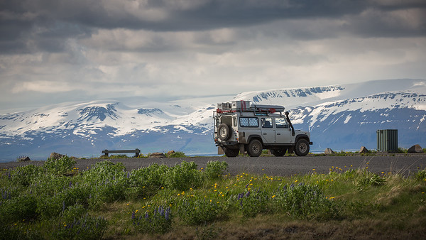 Best ride to explore Iceland!
