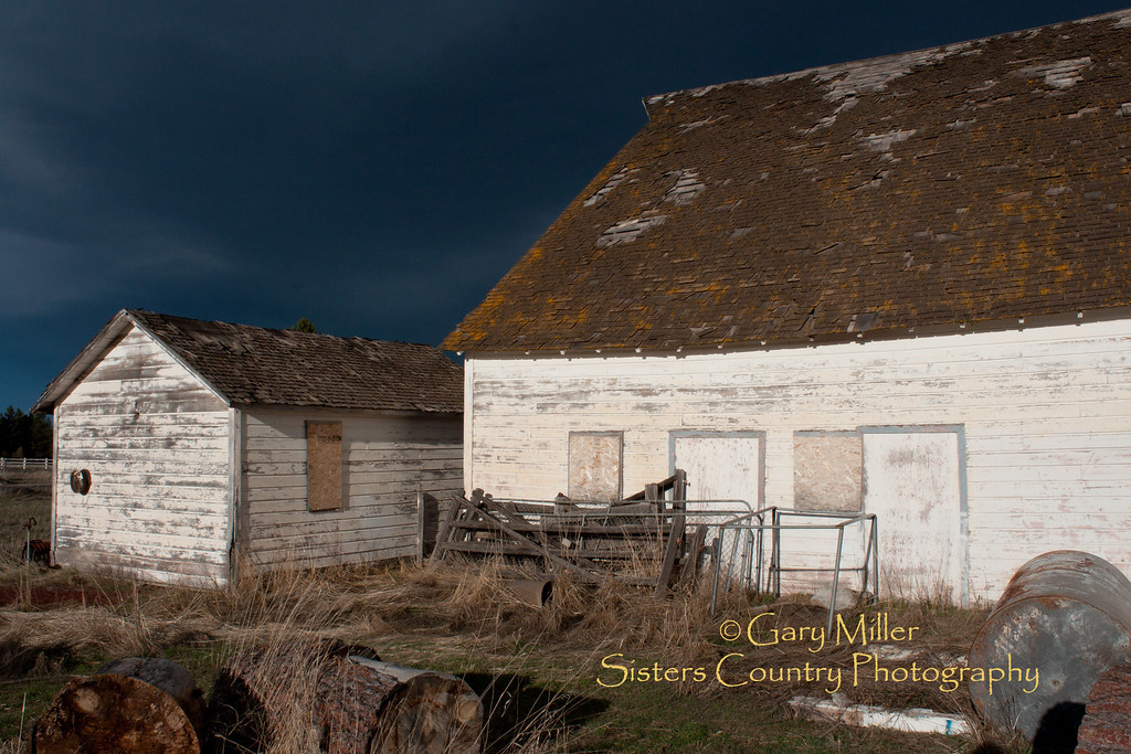 The 'old' Conklin's Guest House - Sisters Oregon - Gary Miller