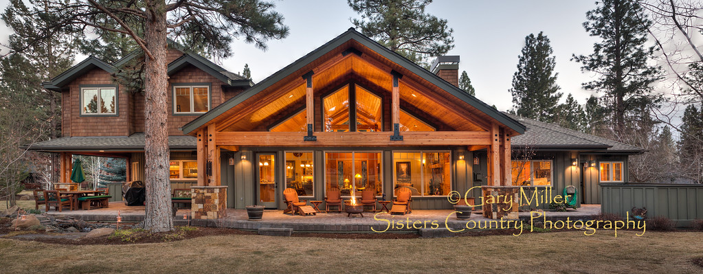 Green Drake St. Residence at Aspen Lakes, Sisters, OR - Gary N. Miller - Sisters Country Photography