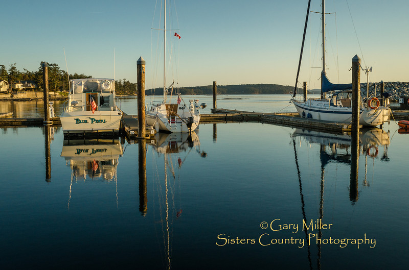 Images from a sailing holiday to the Canadian Gulf Islands in October of 2012 - Gary N. Miller - Sisters Country Photography
