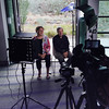 2 person interview for documentary on the environment with leading environment scientists.