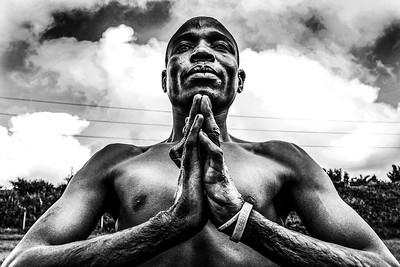 """Be My Friend"" ~ Nairobi, Kenya"