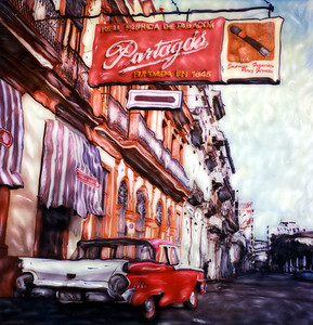 Partagas Cigar Factory ~ La Habana, Cuba
