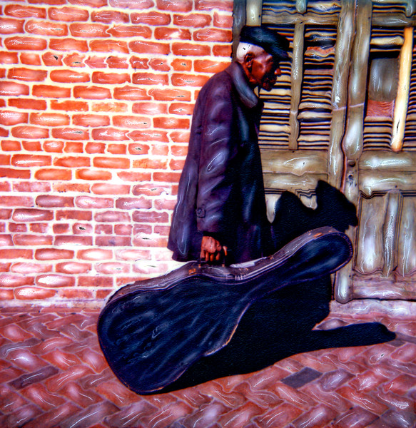 The Bluesman ~ New Orleans