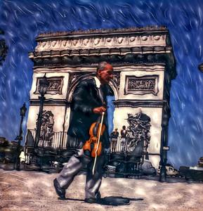 Arc de Triomphe ~ Paris