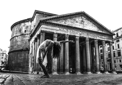The Pantheon ~ Rome, Italy