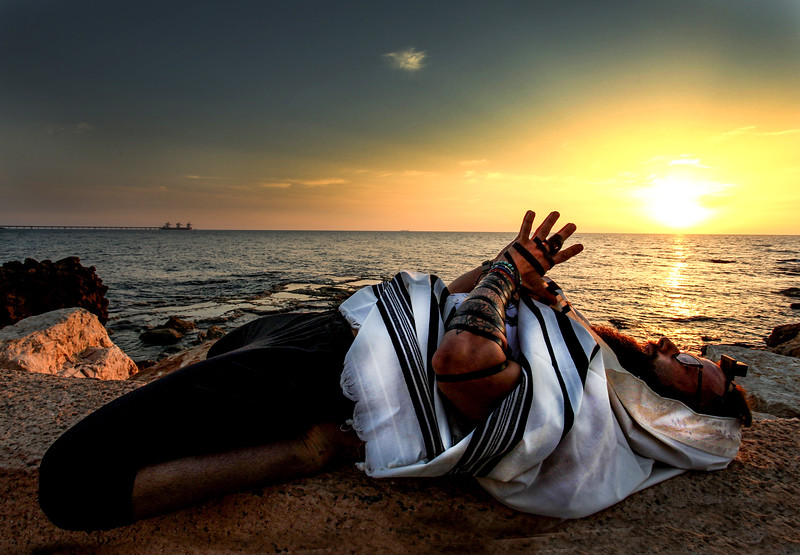 Evening Prayer ~ Caesarea, Israel