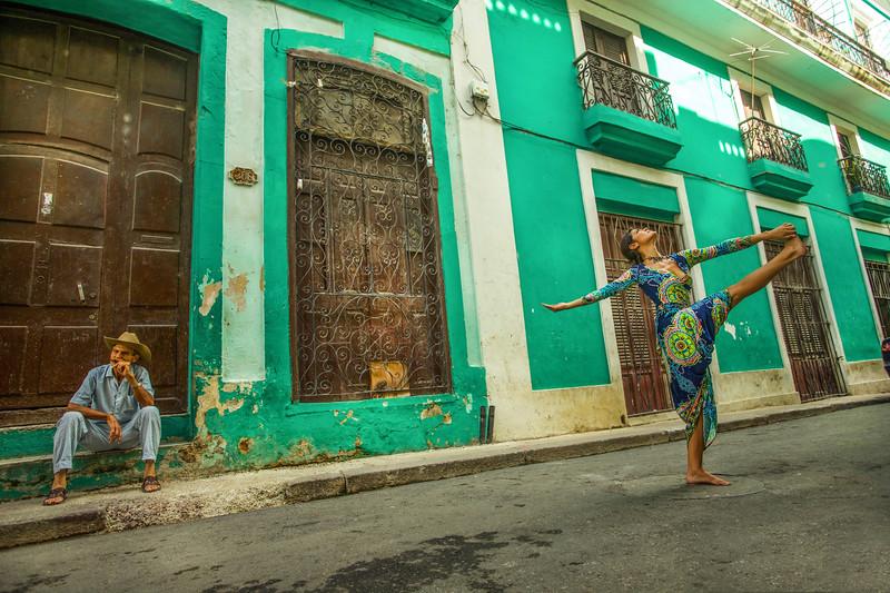 Poetry in the Streets ~ Havana, Cuba