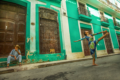 Poetry in the Streets ~ Havana, Cuba