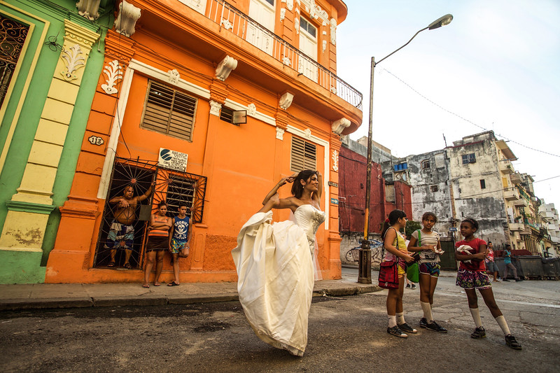 The Cuban Bride ~ La Habana