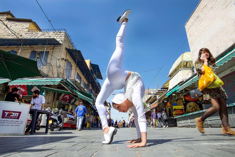 Machane Yehudah market ~ Jerusalem