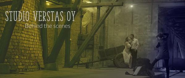 BTS Behind the scenes Studio Verstas Oy