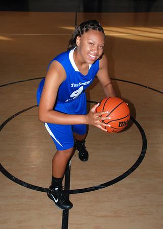 Behn's basketball spring 2011