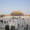 Taihedian Square, Forbidden City with Gate of Supreme Harmony
