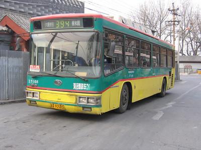 Beijing Bus A90985 Summer Palace Beijing 2 Mar 06