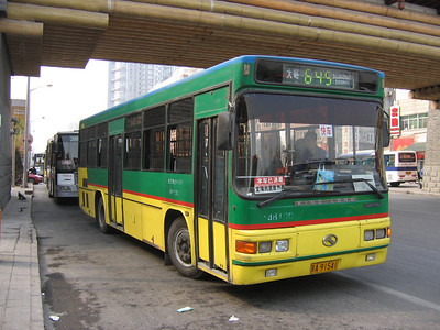 Beijing Bus A91541 Beijing Mar 06