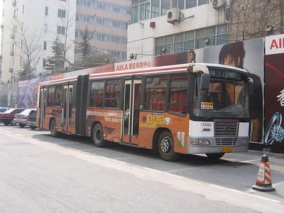Beijing Bus AA5691 Beijing Mar 06