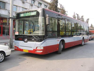 Beijing Bus AA9208 Temple of Heaven Beijing Mar 06