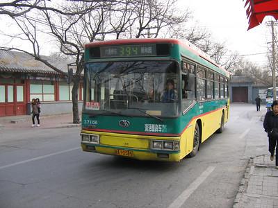 Beijing Bus A90985 Summer Palace Beijing 1 Mar 06