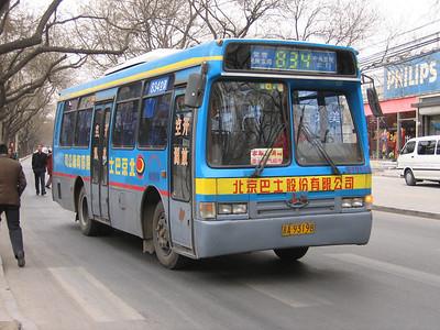 Beijing Bus A93198 Beijing Mar 06