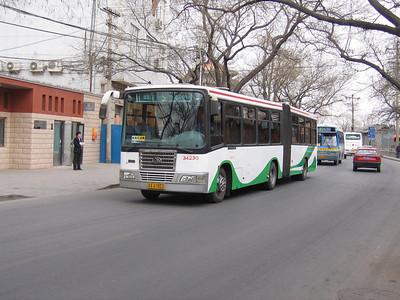 Beijing Bus AA7583 Beijing Mar 06
