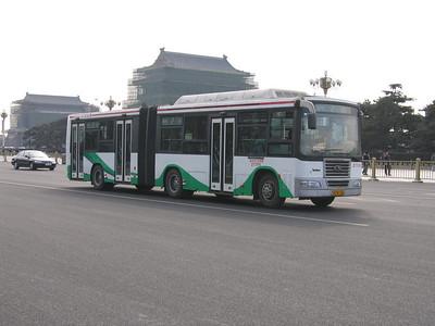 Beijing Bus AB0146 Tiananmen Square Beijing Mar 06