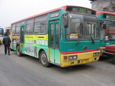 Beijing Bus A79053 Victory Gate Beijing Mar 06