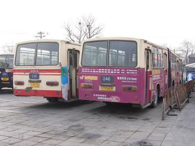 Beijing Bus A19569_70 Summer Palace Beijing Mar 06