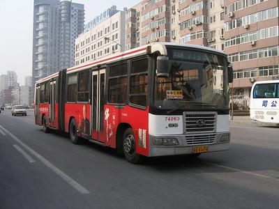 Beijing Bus AA5694 Beijing Mar 06