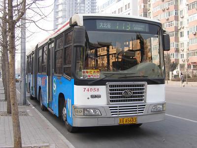 Beijing Bus AA5683 Beijing 2 Mar 06