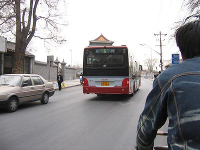 Beijing Bus AB0744 from rickshaw Beijing Mar 06