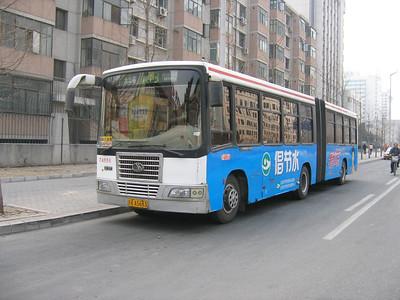 Beijing Bus AA5683 Beijing 1 Mar 06