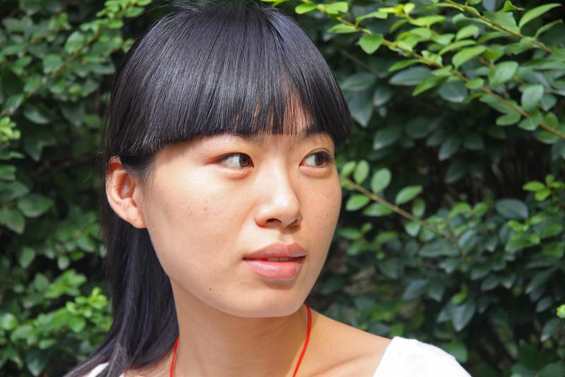 Beijing student 2010 © Lewis Sandler Beijing Video Studio