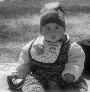 Beijing Baby 2012 © Lewis Sandler Beijing Video Studio