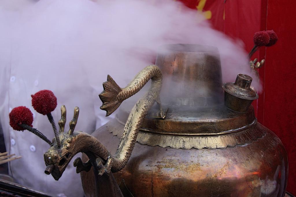 Hot Tea Beijing© Lewis Sandler Beijing Video Studio